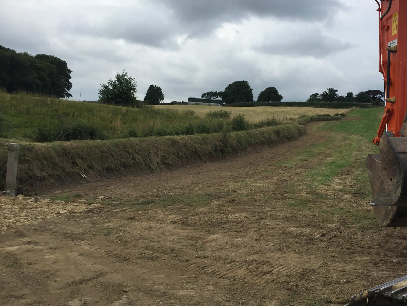 Hedging and Fencing